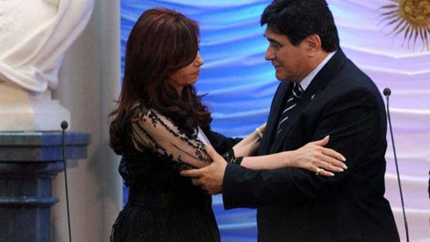 Carlos Zanini, a man close to Cristina Fernández de Kirchner