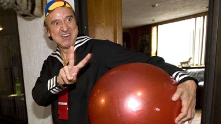 The actor made a career in Latin American countries where the public received him warmly thanks to Quico (Photo: File)