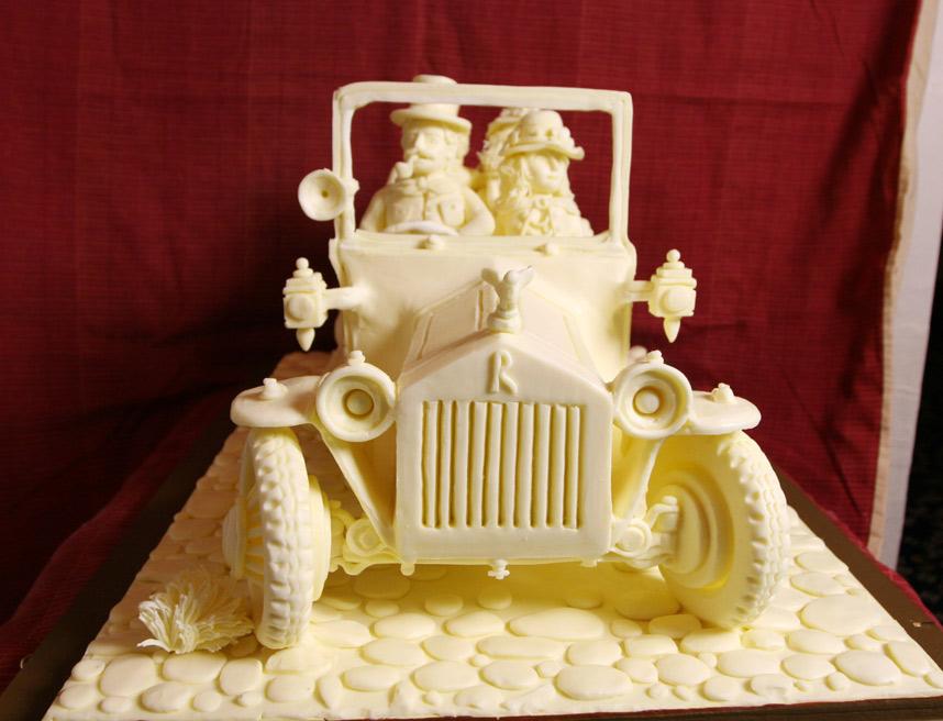 Butter car