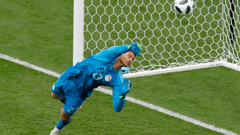 Egypt Goalkeeper Rejects Beer-Sponsored World Cup Award