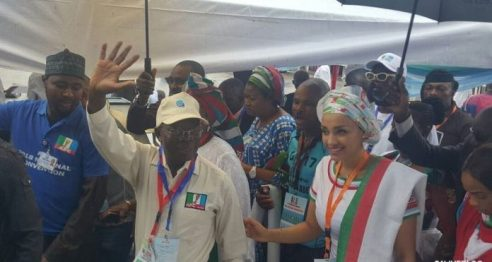 Oshiomhole Elected APC National Chairman