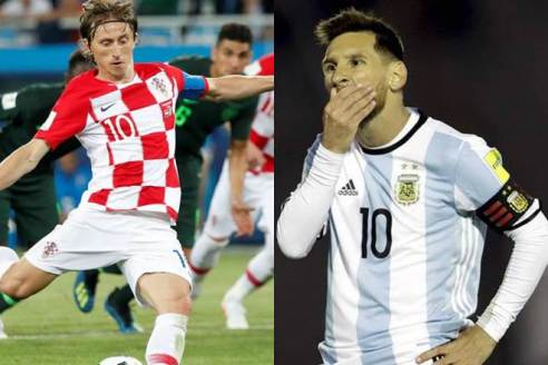 World Cup: Croatia Subdues Argentina