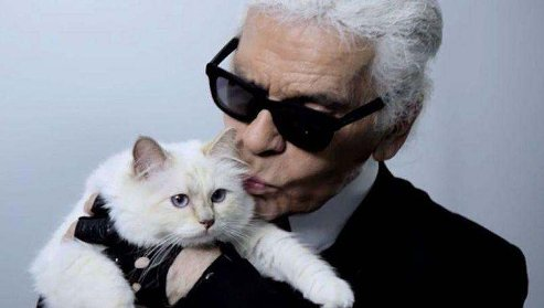 Late Fashion Designer, Karl Lagerfeld Wills $200m Fortune To Cat