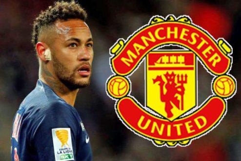 Man Utd To Break Transfer Record For Neymar With £230m