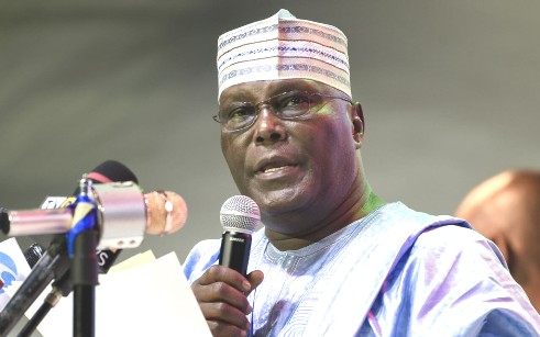 Atiku's  Legal Team Storms Tribunal, Calls For Sack  Of Buhari
