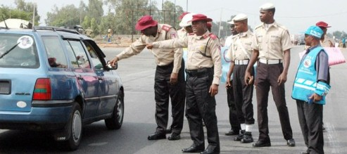 FRSC Begins Operation Show Your Driver's Licence In Lagos