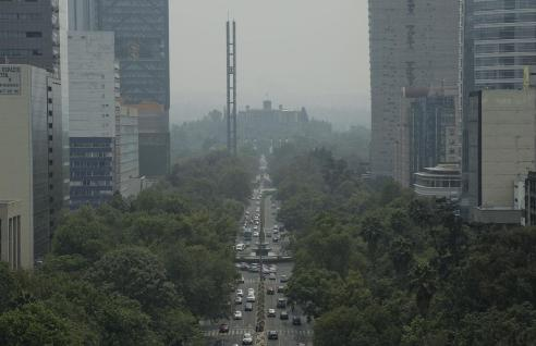 Air Pollution Forces Mexico To Close Schools