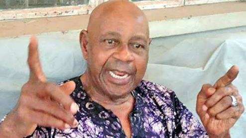 President Buhari Mourns Death Of David-West At 83