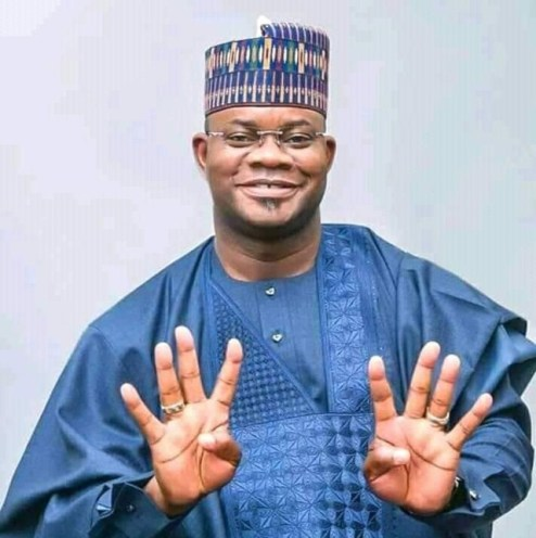#KogiDecides: Yahaya Bello Declared Winner Of Kogi  Gov. Election