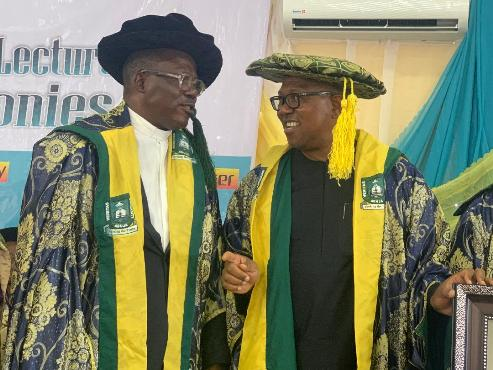 Peter Obi Offers Fresh Graduates Survival Strategies