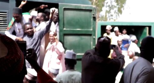 Court Sets  91 Shiite Members Free After Four Years In Detention