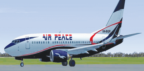 Covid-19:Air Peace Fires Over  70 Pilots, Slashes Salaries By 40%
