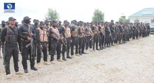 Insecurity: Special Forces Arrive In Southern Kaduna Ahead Of Deployment To Flash Points