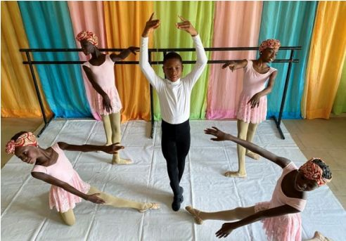 Nigerian Boy Captivates The World With His Ballet, Wins Scholarship To Train In US