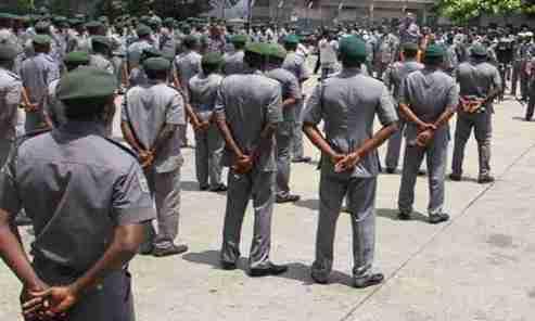 Ndi-Igbo Amaka Faults  e-Customs Modernisation  Policy