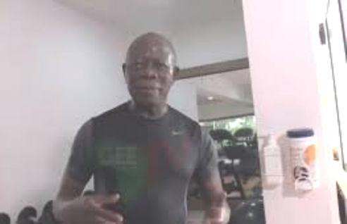 Oshiomole Breaks Silence After Edo Gov'ship Election, Says 'I'm Not Down'