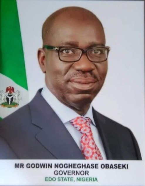 Obaseki Visits Buhari, Says,  'No Plan To Return To APC Now'