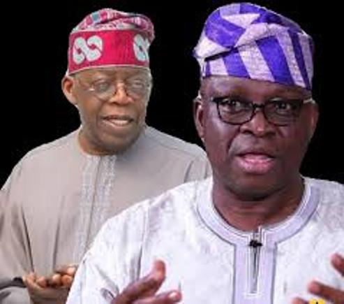 Tinubu Commiserates with Fayose Over Sister's Death