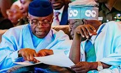 APC Powerbrokers Mount Pressure On Tinubu To Back Osinbajo For 2023 Presidency