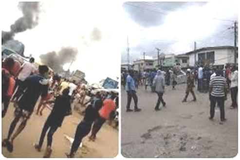 EndSARS Protest:  Surging Hoodlums Attack Another Edo Prison