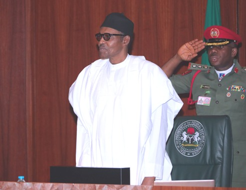 Group Plans 10m-Man March In Support Of Buhari, Seeks Police Permit