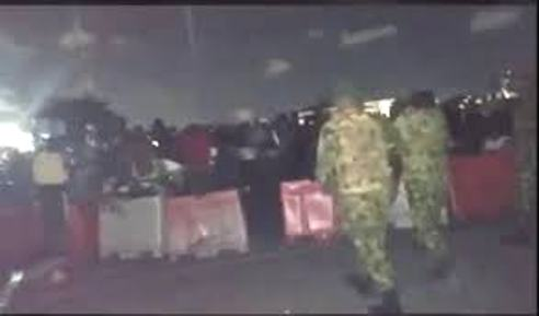 Nigeria Defence Headquarters React To Authenticity Of Lekki Toll Gate  Shootings Video