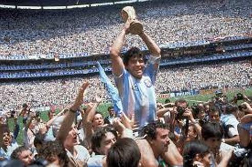 Argentina World Cup Legend Diego Maradona Dies At 60
