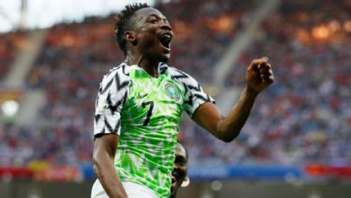 Nigeria Captain Ahmed Musa Heads To West Brom
