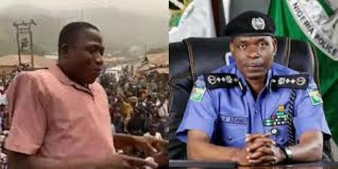 IGP's Order For  Arrest Of  Sunday Igboho Sparks Reaction In Social Media