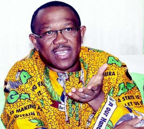 Peter Obi Blames FG For Security Breakdown In Anambra, Expresses Displeasure On Malami's Statement