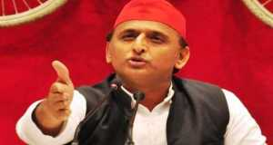 Akhilesh Yadav said yogi government follows the path of Hitler's minister Goebbels