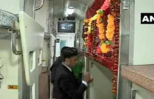 Kashi Mahakal Express Train, Shiva temple in train, Maha Shivratri 2020