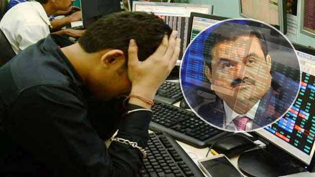 73-thousand-crore-of-investers-in-adani-group-were-drowned-in-one-hour