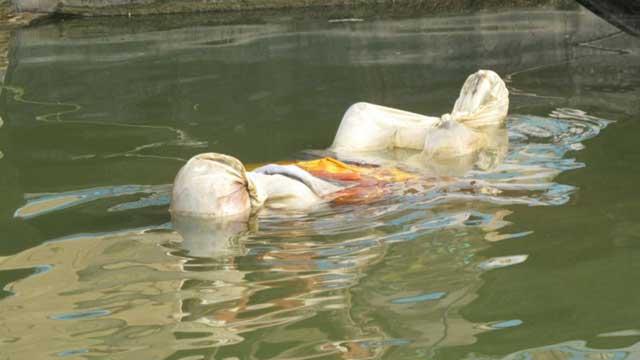 Corona confirmed in Sabarmati river ahmedabad gujrat