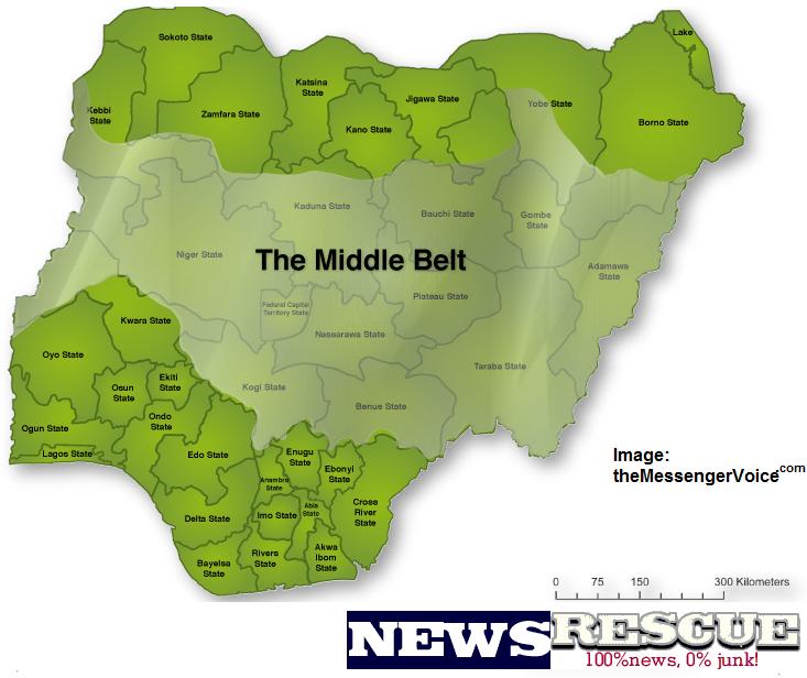 Image result for middlebelt nigeria