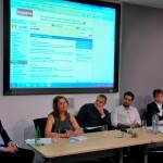 #newsrw- Collaboration in Investigative journalism session-