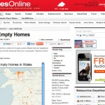 An example of data journalism from Claire Miller at Wales Online
