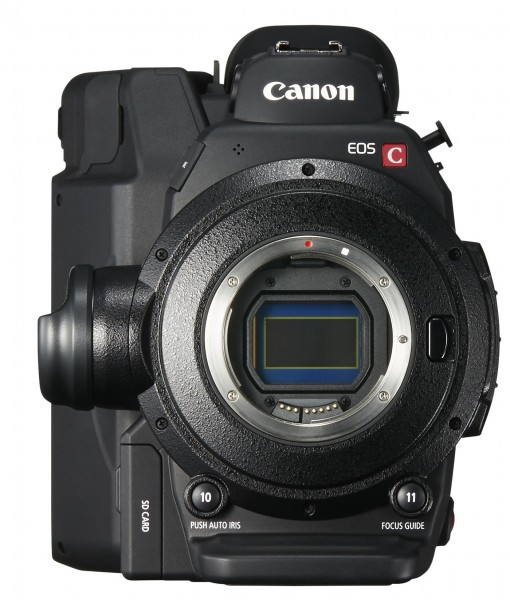 Canon c300 1