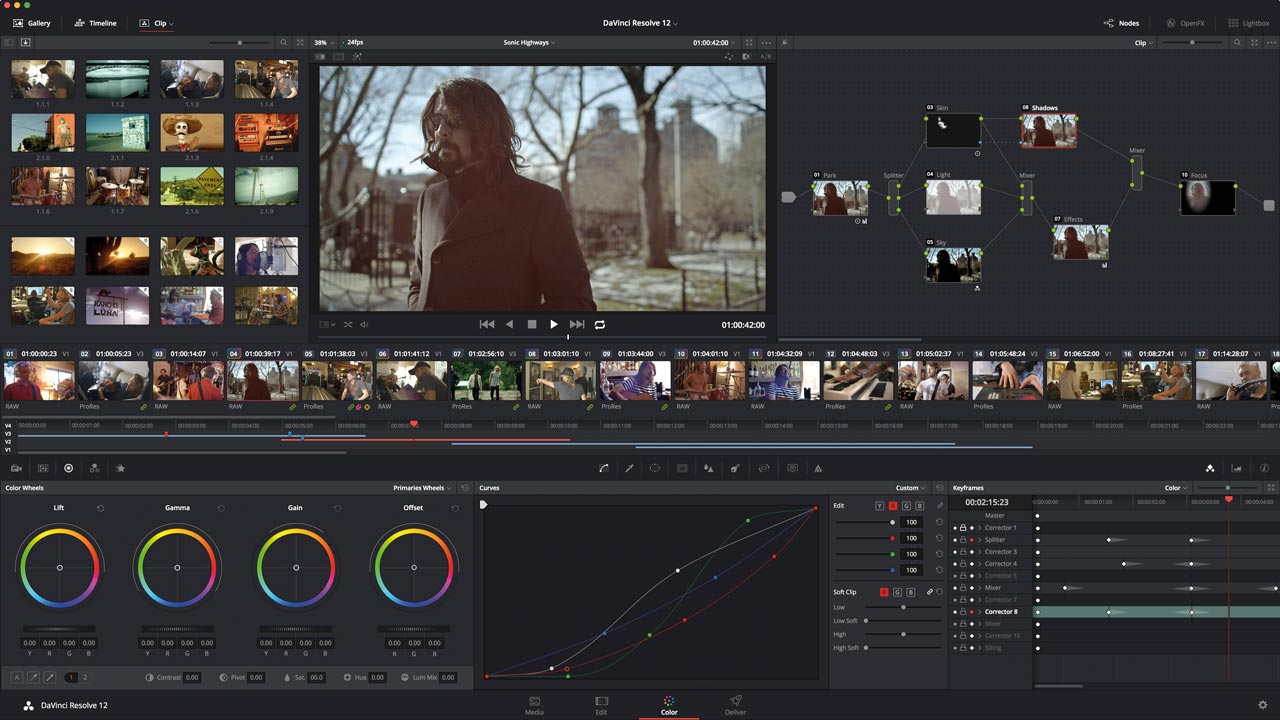 Blackmagic Design Update Resolve And Drop The Price Of The