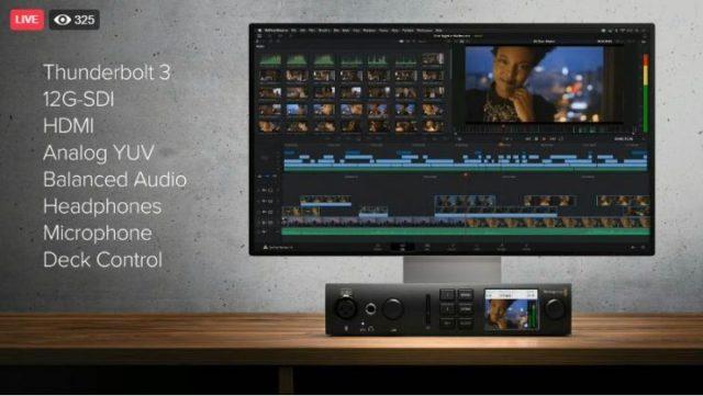 UltraStudio 4K Mini Feat