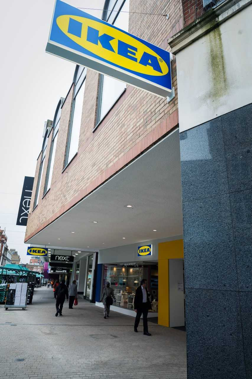 Ikeas New Planning Studio Opens In Bromley High Street
