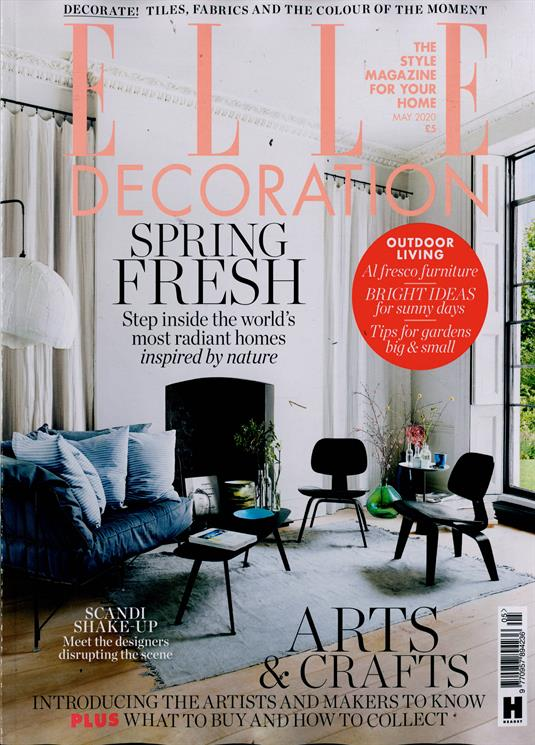 Elle Decoration Magazine Subscription Buy At Newsstand Co Uk Home Interiors