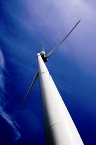 wind energy climate change