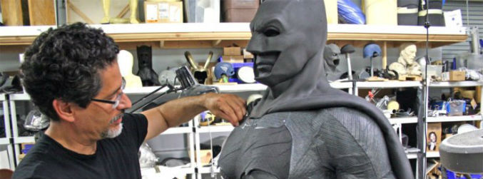The man who made the Batsuit is making SpaceX's space suit...
