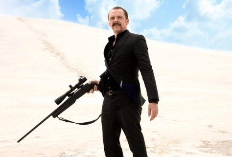 Kill Me Three Times Simon Pegg