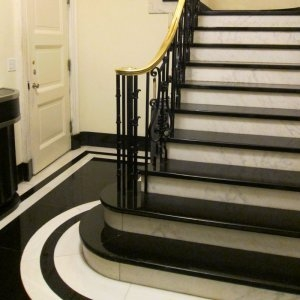 Stair Treads Risers Stairs Railings Granite Stair Marble Stairs | Stairs Design With Granite | Exterior | Single Moulding | Granite Skirting | Granite Ramp | Simple