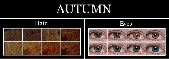 autumn type characteristics