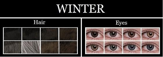 winter type characteristics