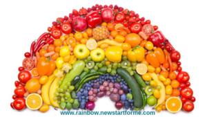 Rainbow Food Challenge