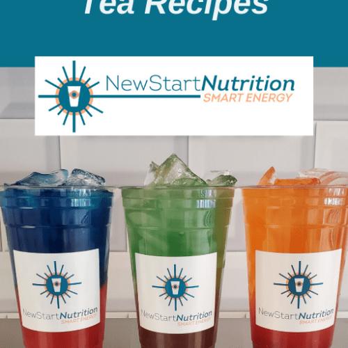 Classic Boosted Tea Recipes ebook